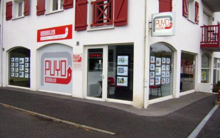 Puyo Immobilier, agence immobilière à Hasparren